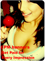 CPM banners